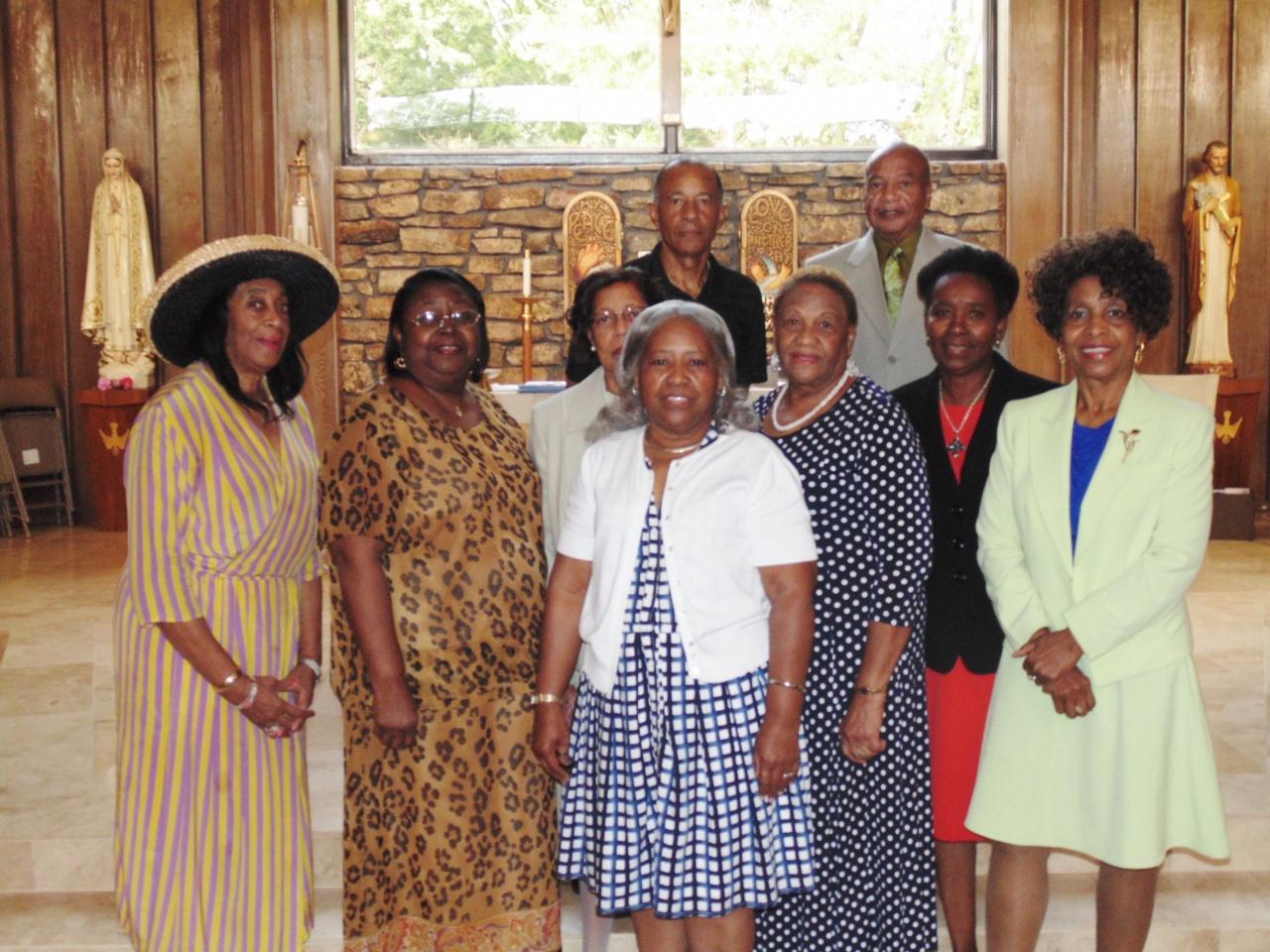 CCD Teachers and Mrs. Theresa
