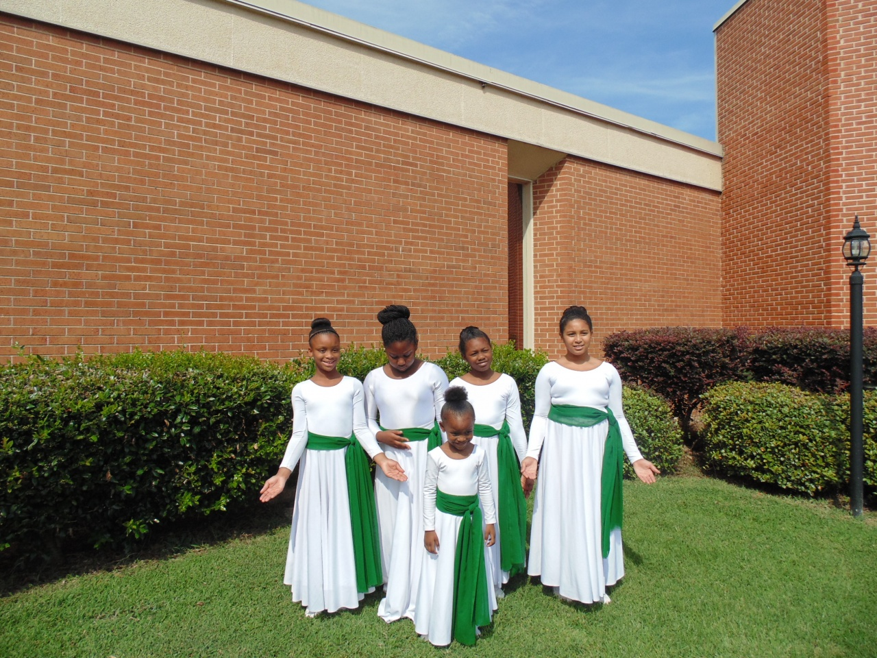 Liturgical Dance with Mrs. Louise Purdue